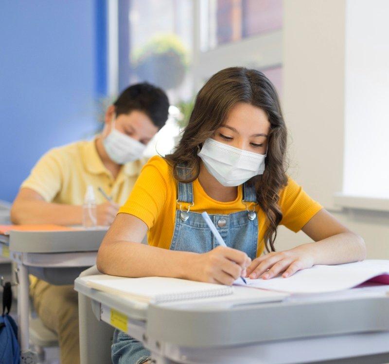 Volta às aulas levanta alerta sobre importância da imunização